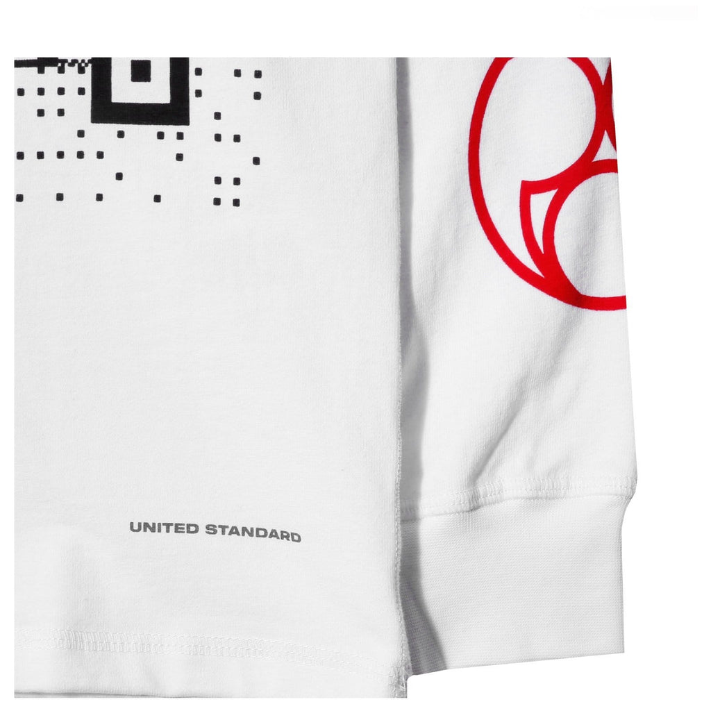 United Standard MUAY THAI LS SHIRT White