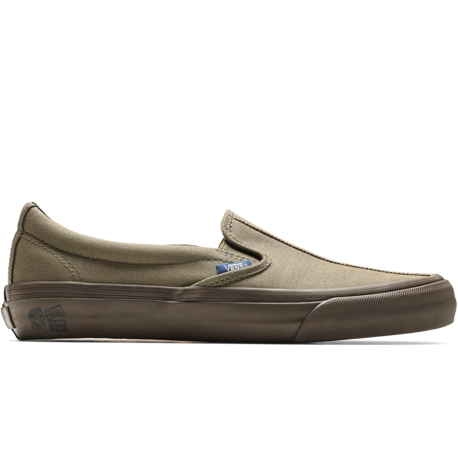 Vault by Vans TH SLIP-ON 66 LX STONE GREY
