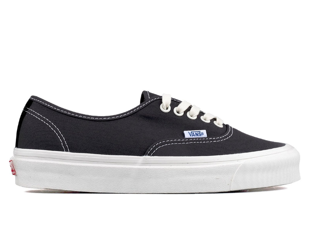 Vault by Vans OG AUTHENTIC LX (canvas) Asphalt/Black