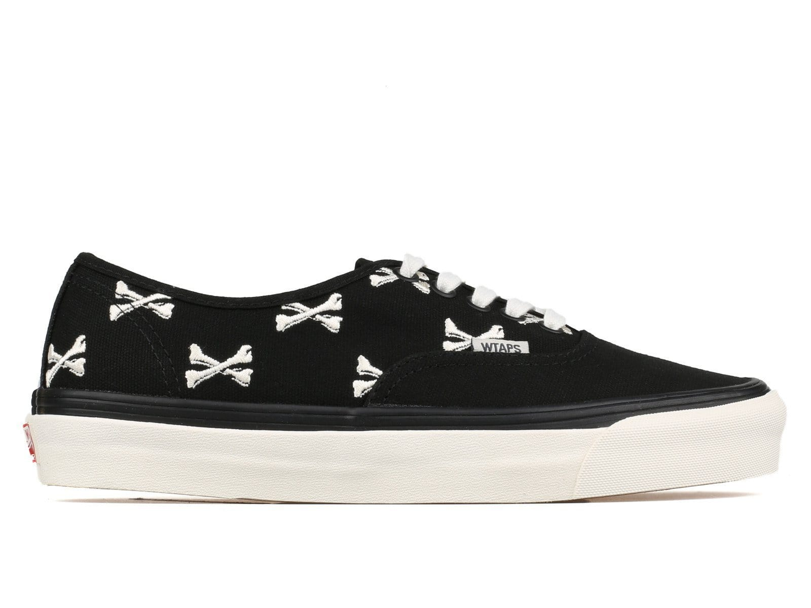 95e72ae695 Vans Vault x WTAPS OG Authentic LX Bones Black Whisper White – Bodega