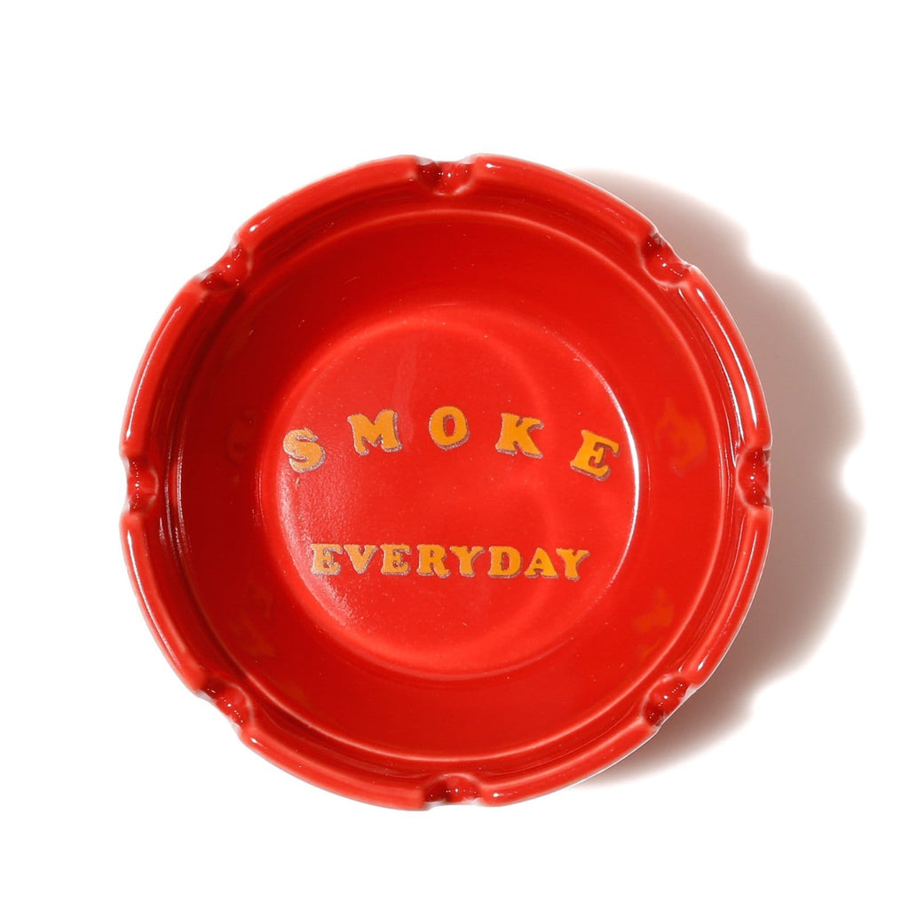 WACKO MARIA ASHTRAY ( TYPE-1 ) RED
