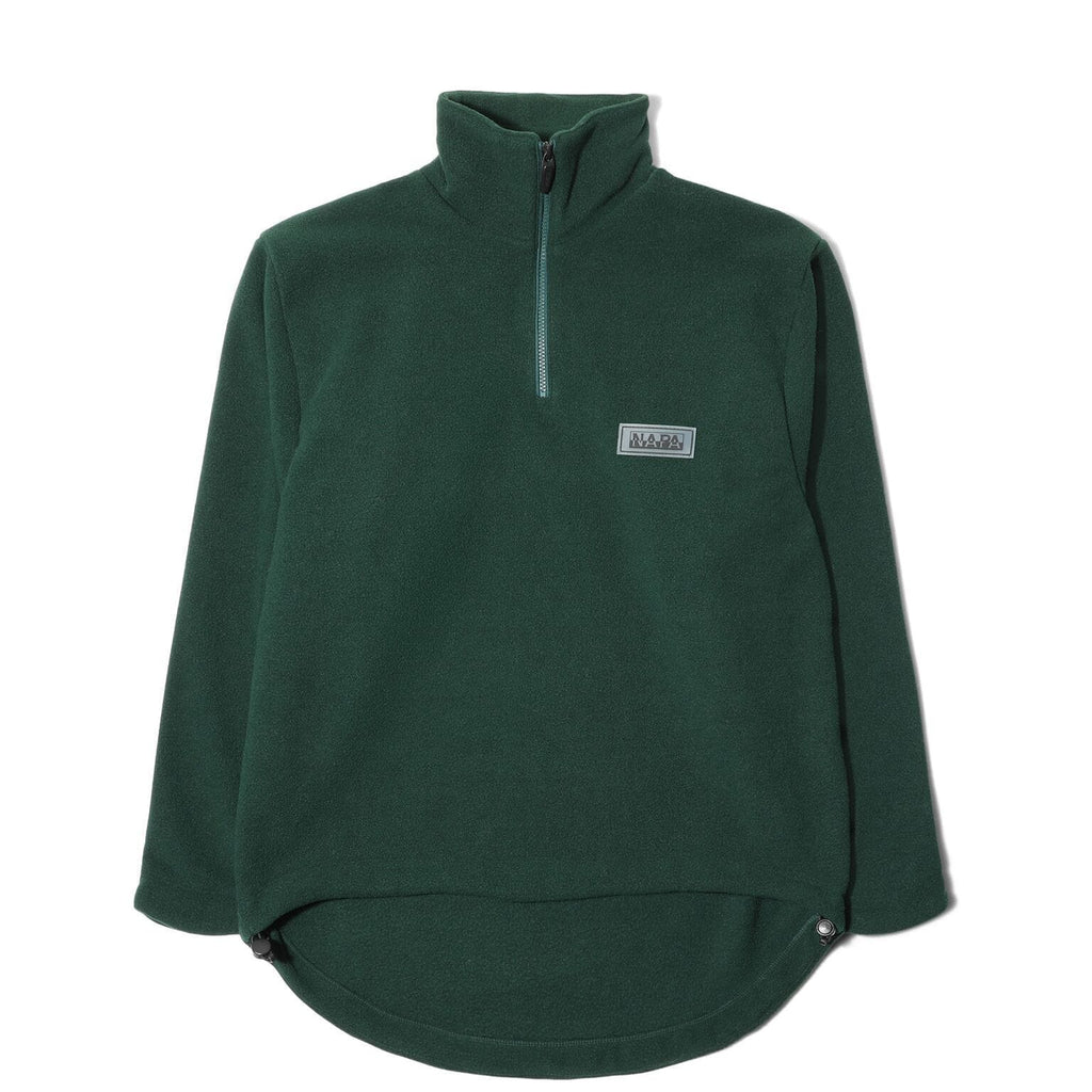 Napa by Martine Rose T-NEVIS POLAR SWEAT (Green)