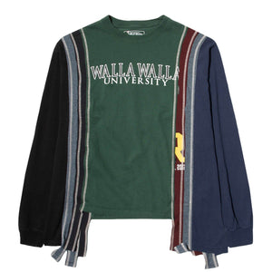 Needles T-Shirts ASST / L 7 CUTS L/S TEE - COLLEGE FW20 34