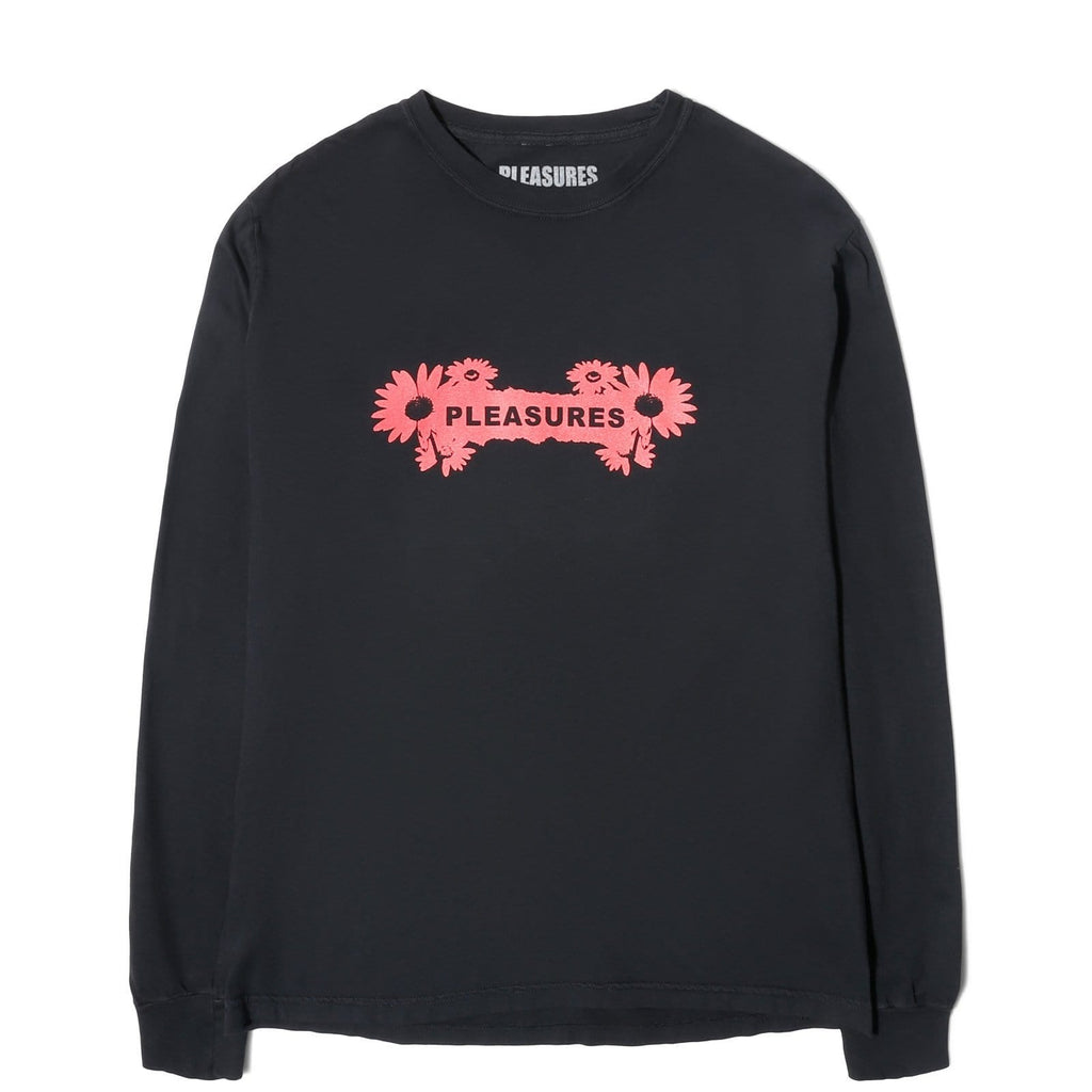 Bodega x Pleasures Innersect LS COVER T-SHIRT Black