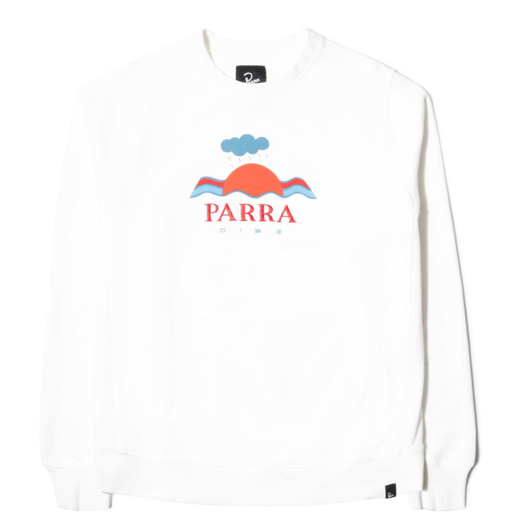 By Parra PARRA DISE CREW NECK SWEATER