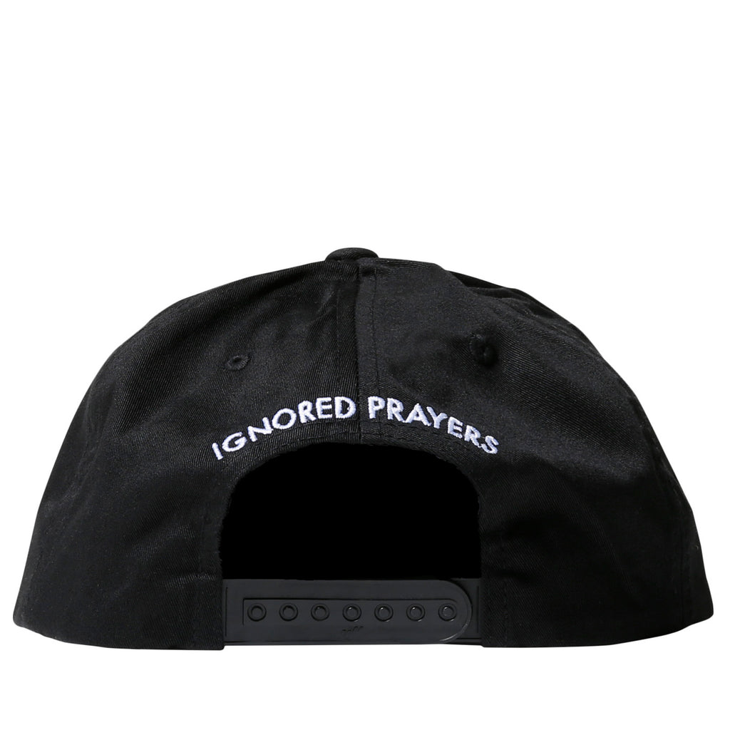 Ignored Prayers EXOTIC WEAPONS 5 PANEL SNAPBACK Black