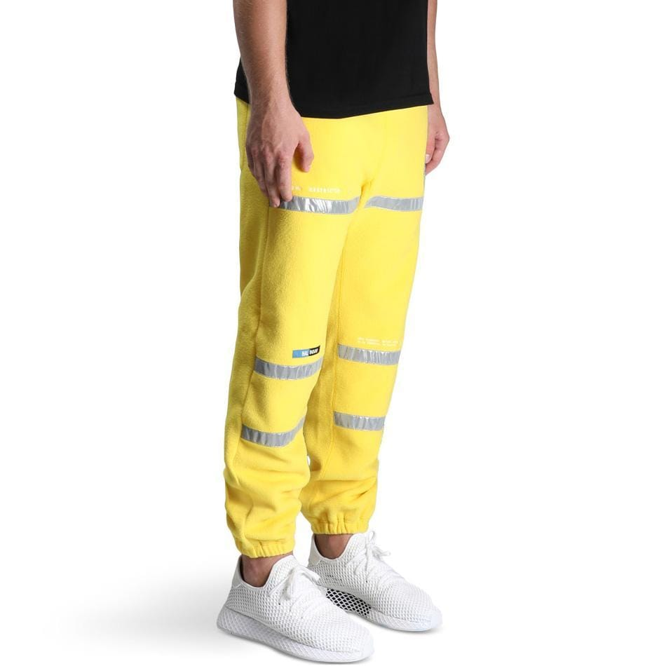 Undercover UCV4505-1 PANTS Yellow