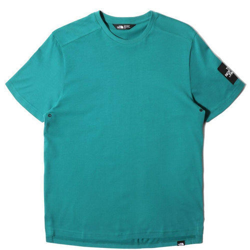 The North Face Black Box Collection M S/S FINE 2 TEE (EVERGLADE) [NF0A3BP7]