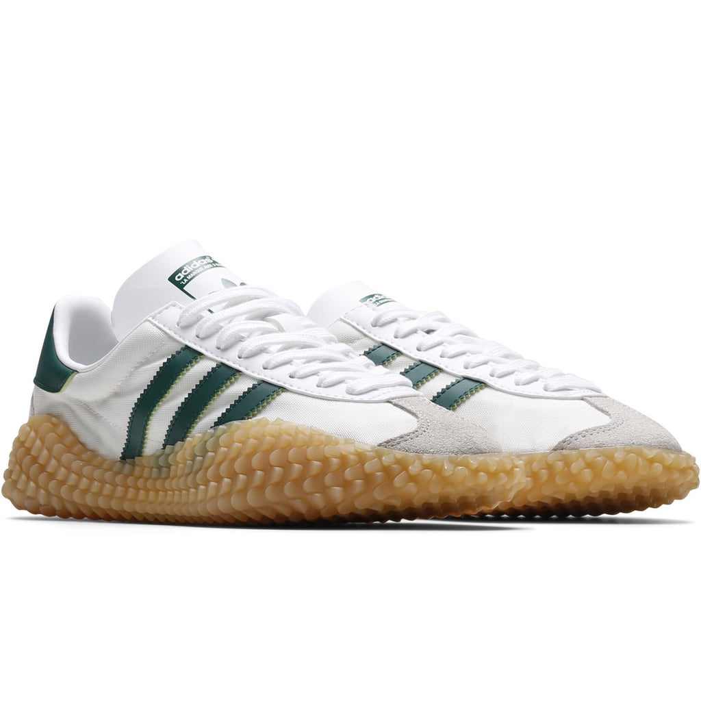 Adidas Never Made COUNTRYXKAMANDA Running White/Collegiate Green/Gum