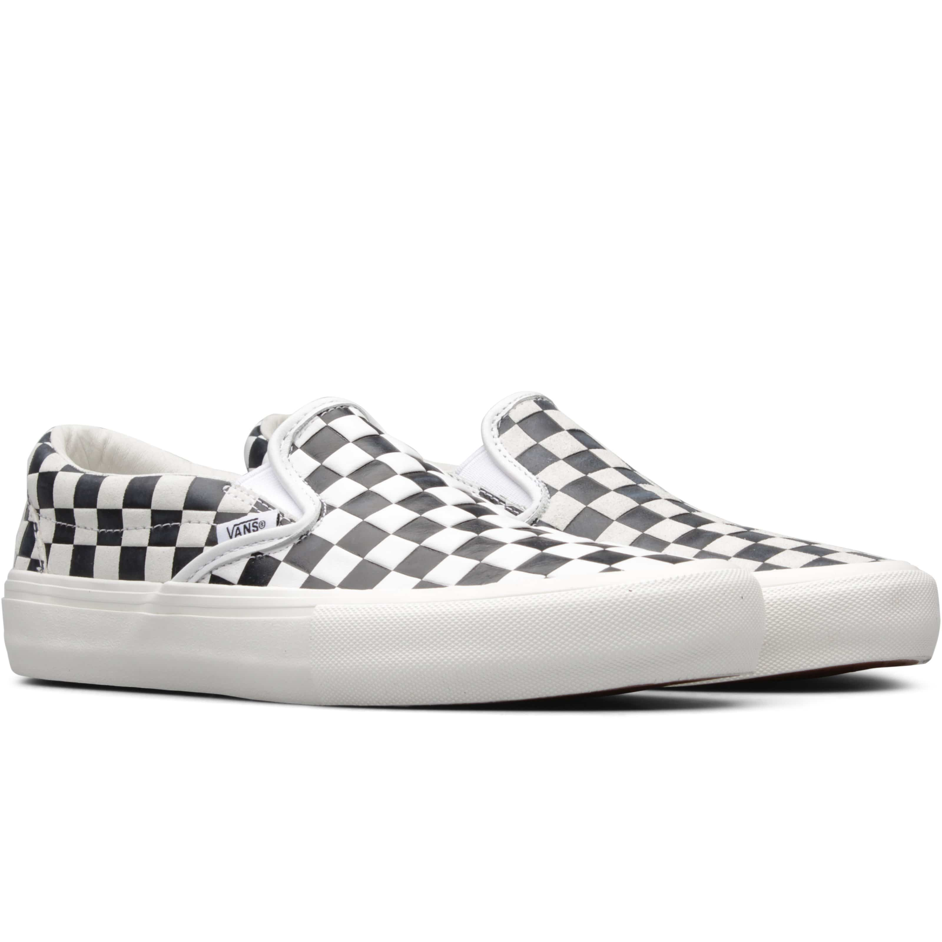 Vault by Vans Shoes x Engineered Garments CLASSIC SLIP-ON LX