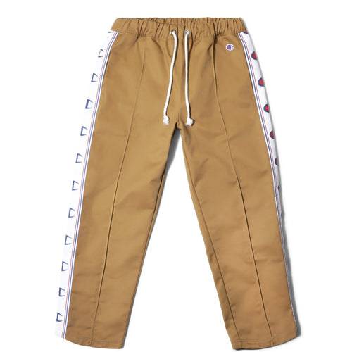 Champion Europe STRAIGHT HEM PANTS Gold