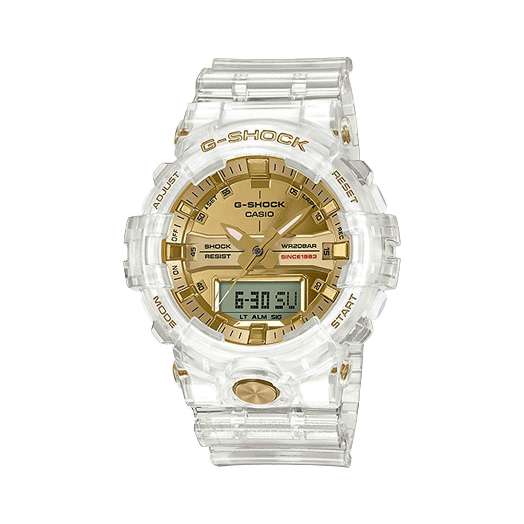 G-Shock 35th Anniversary Edition GA835E-7A Transparent