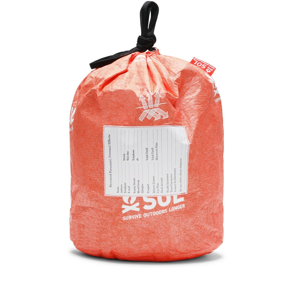 TAKAHIROMIYASHITA The Soloist. Bags & Accessories ORANGE / O/S PERSONAL EFFECTS BAG