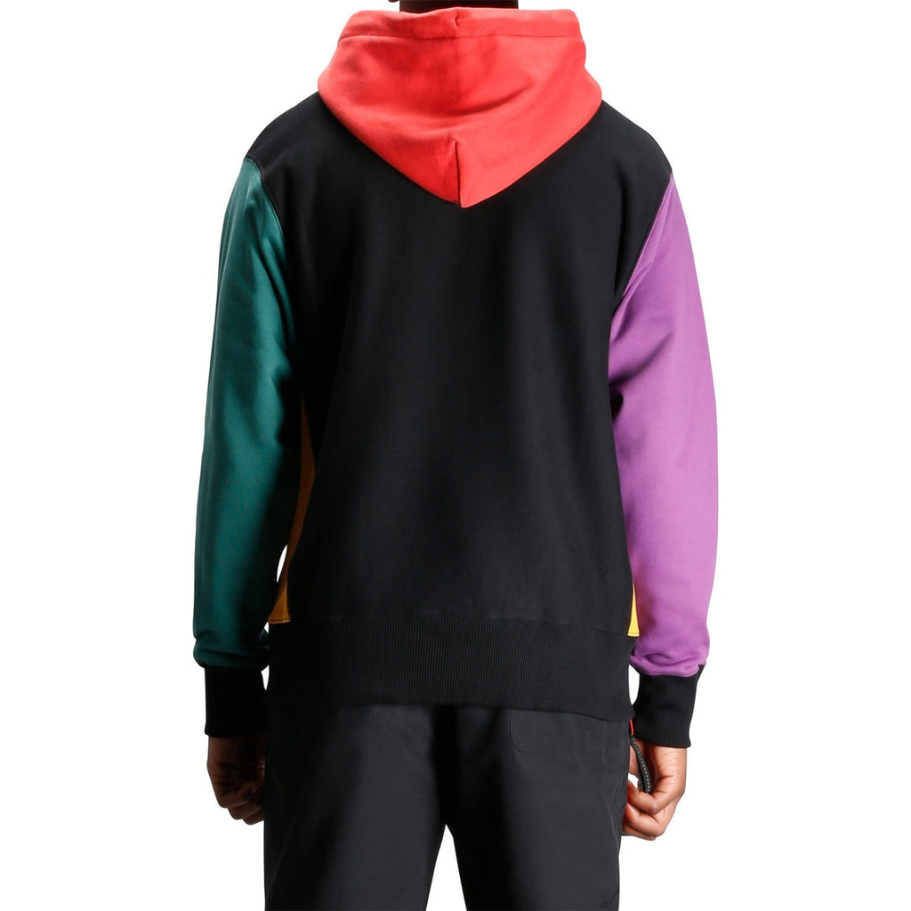 Bodega COLOR BLOCK HOOD Multi