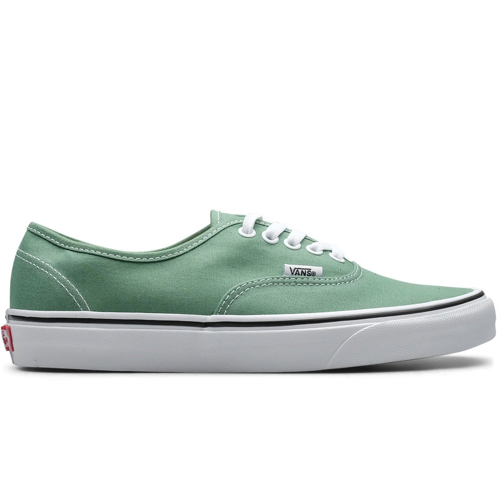 29b51810bc Vans AUTHENTIC Deep Grass Green True White