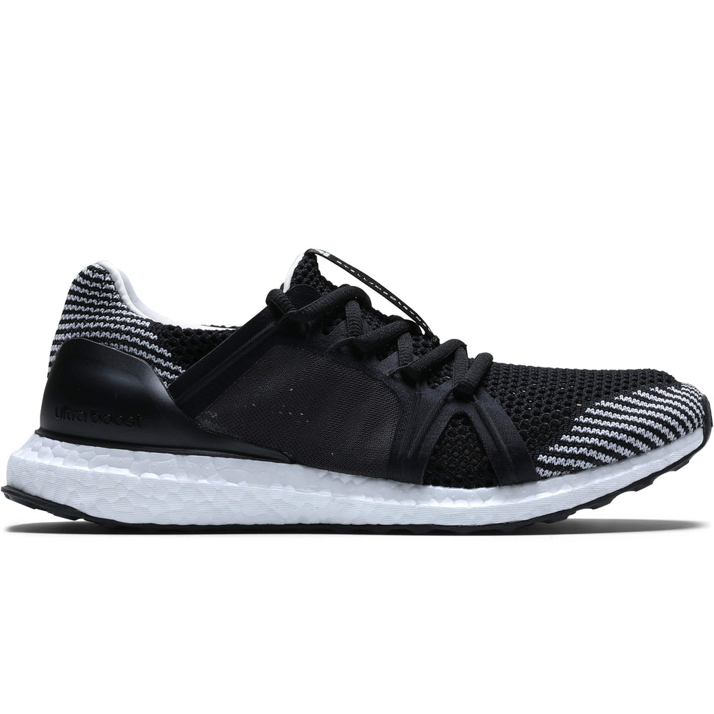 Adidas x Stella McCartney WOMEN'S ULTRABOOST Black White/Black White/Granite