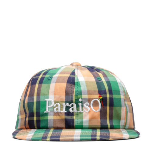 The Nerdys PARAISO CHECK CAP Mix Check
