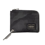 Load image into Gallery viewer, Porter Yoshida Bags & Accessories BLACK / O/S MULTI WALLET