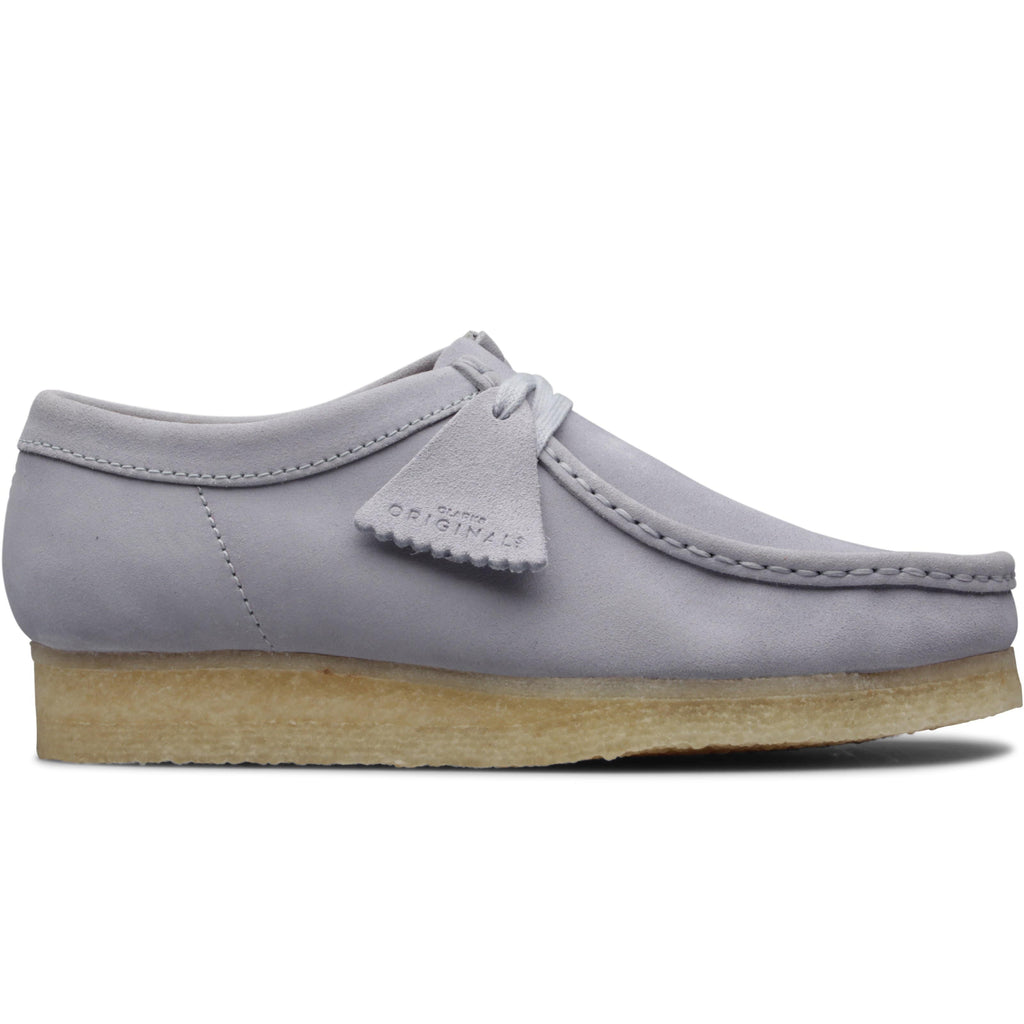 Clarks WALLABEE Cool Blue Suede