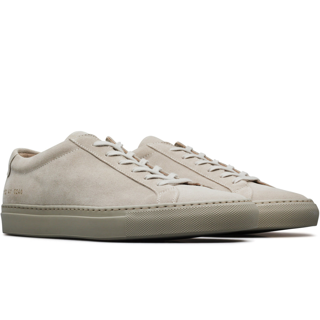 Common Projects ORIGINAL ACHILLES LOW SUEDE Taupe