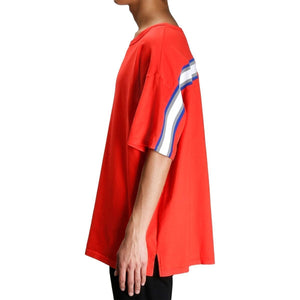 Facetasm T-Shirts RED / O/S TEE