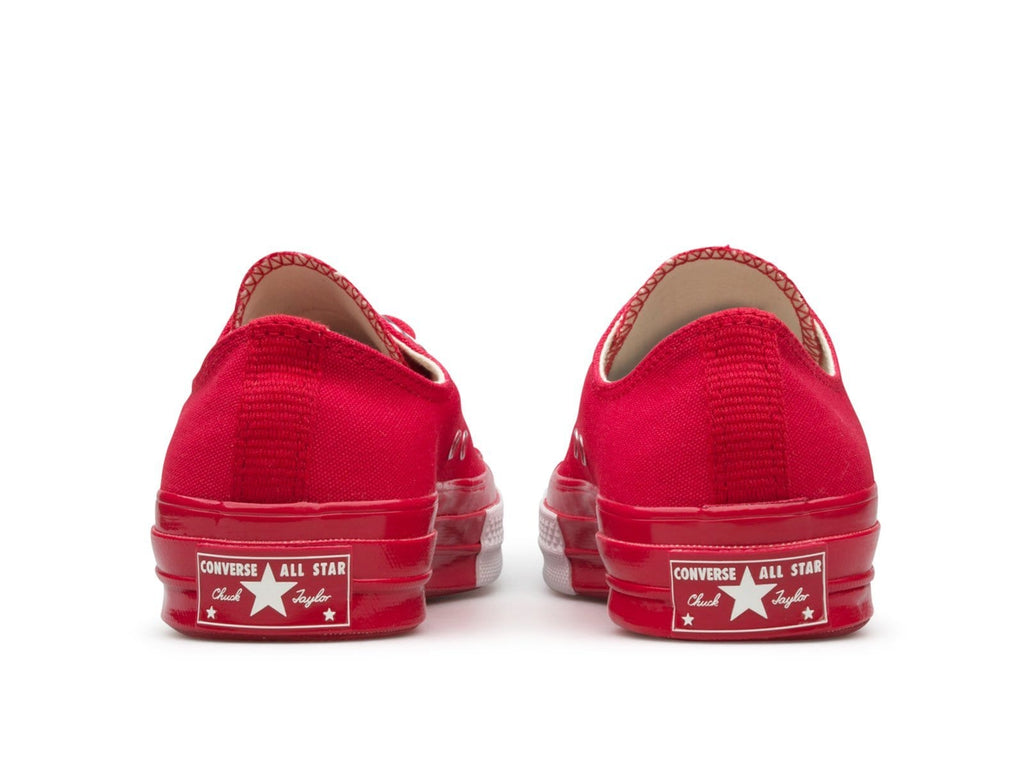 Converse x Undercover CT70 OX Red