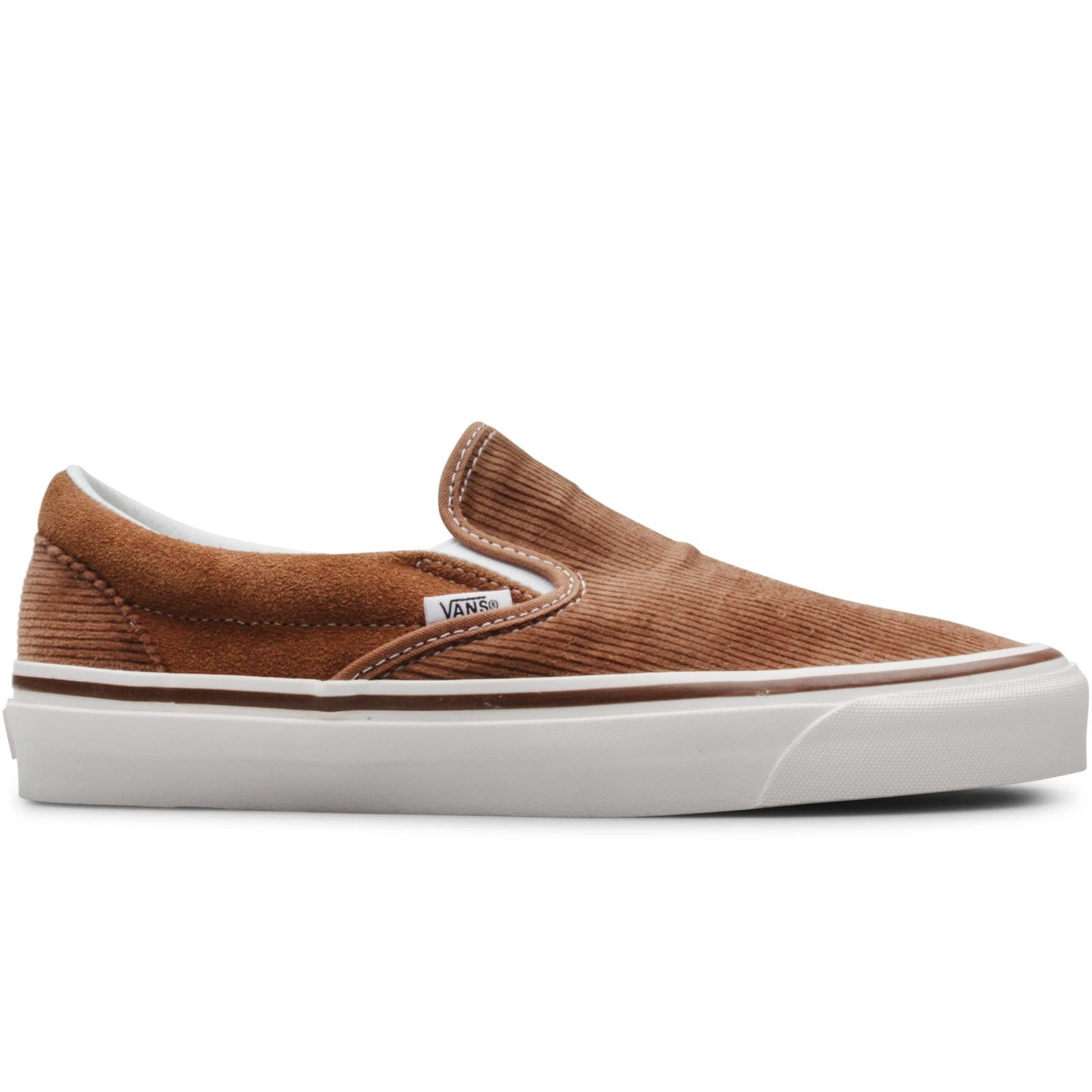 198d97133d6 CLASSIC SLIP-ON 98 DX Hart Brown – Bodega