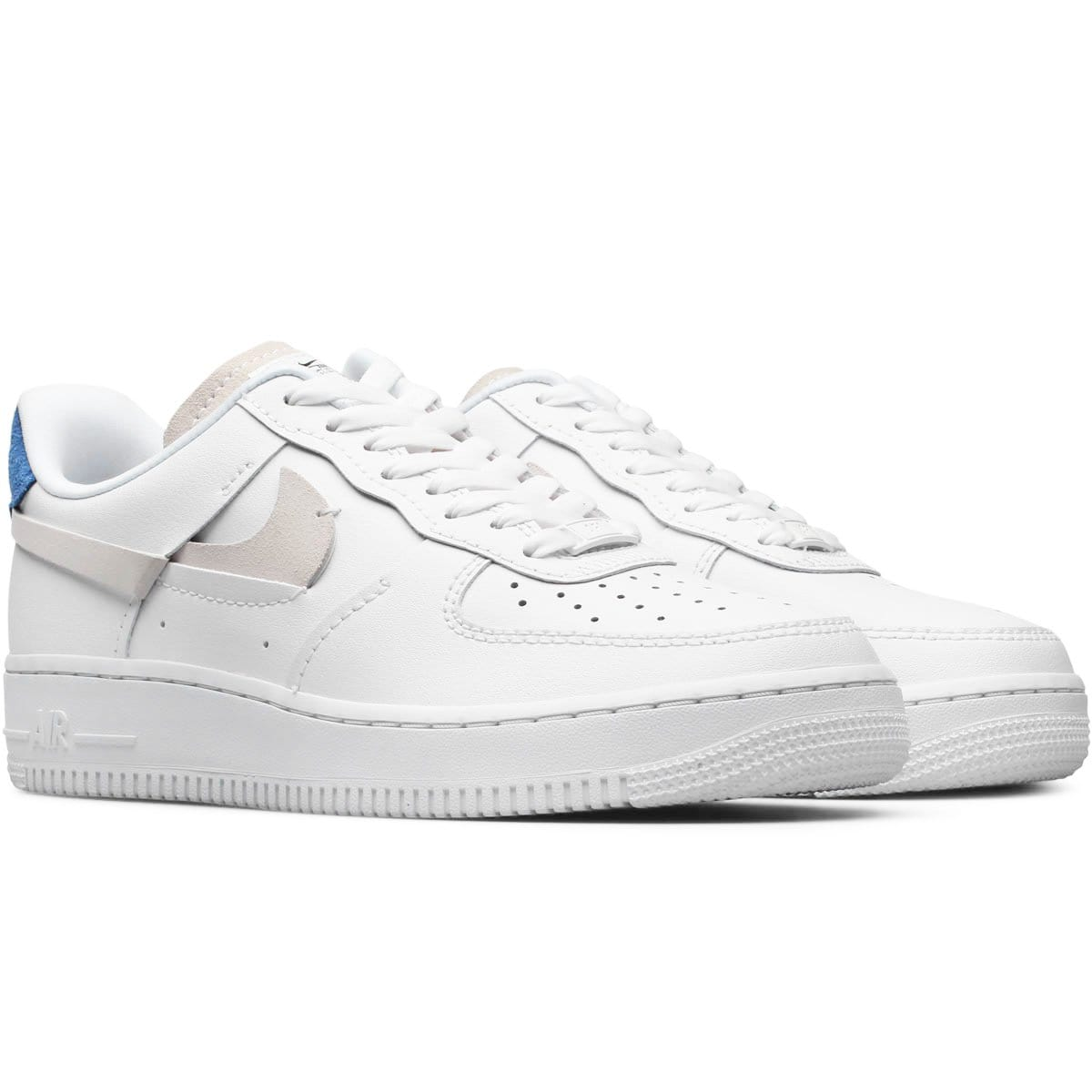 Womens Air Force 1 07 Lux White 898889 103 Bodega
