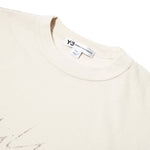 Load image into Gallery viewer, adidas Y-3 Signature Tee Ecru