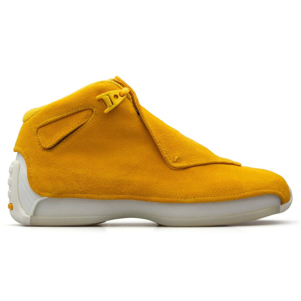 Jordan Brand AIR JORDAN 18 RETRO (Yellow Ochre) [AA2494-701]