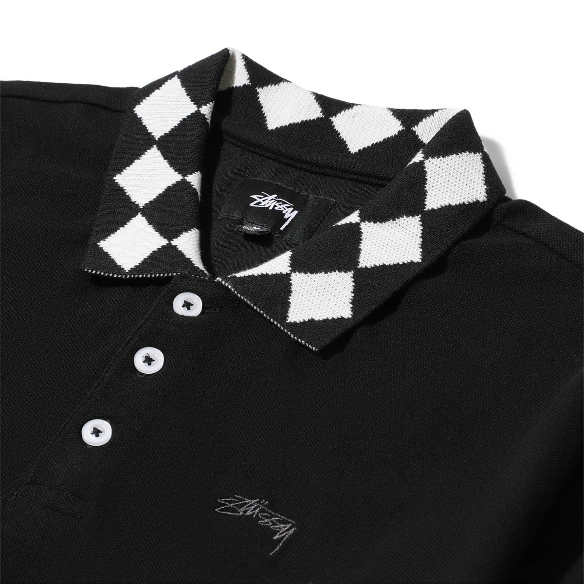Stussy Shirts LOUIE LS POLO