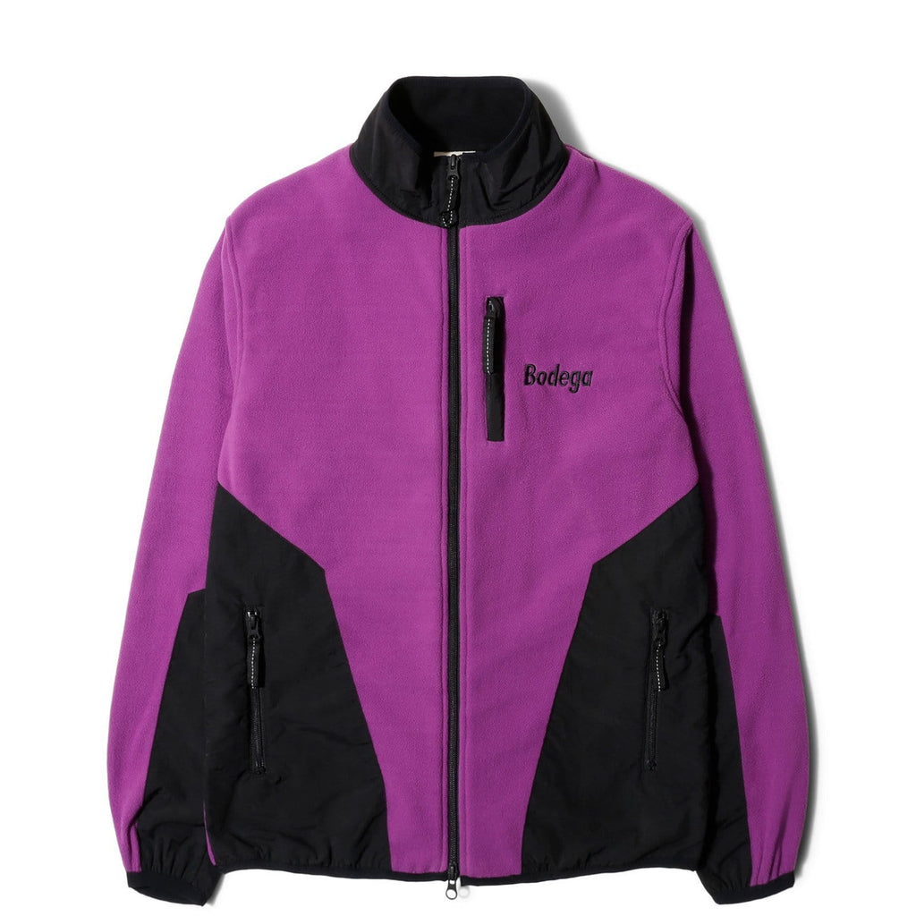 Bodega POLARTEC JACKET Grape