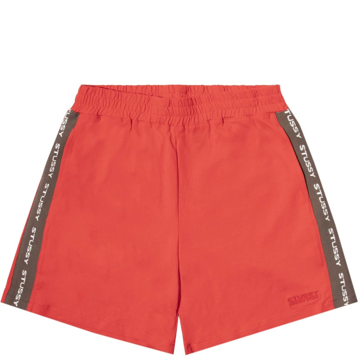 Stüssy Bottoms WOMEN'S RIB LOGO SHORT