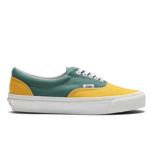 Vault by Vans OG ERA LX (CANVAS) OLD GOLD/FIR