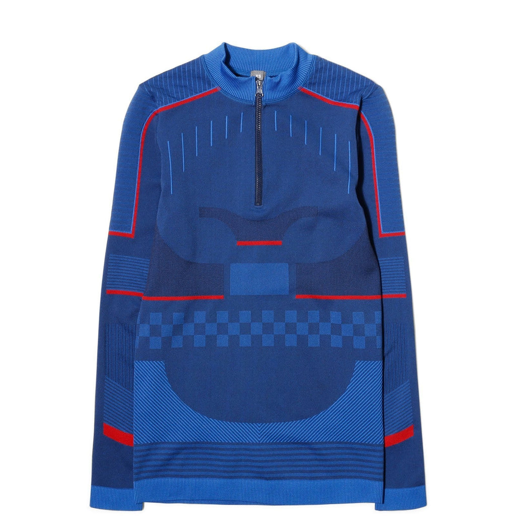 Adidas Stella McCartney Women's Train SL L/S Night Indigo/Core Red