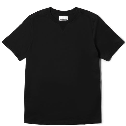 TAKAHIROMIYASHITA The Soloist CREW NECK S/S TEE Black