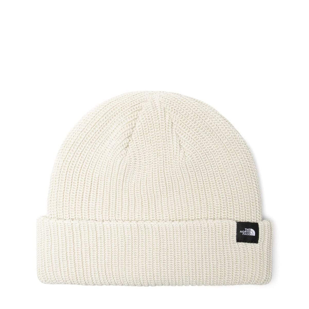 The North Face Headwear VINTAGE WHITE / O/S FISHERMAN BEANIE