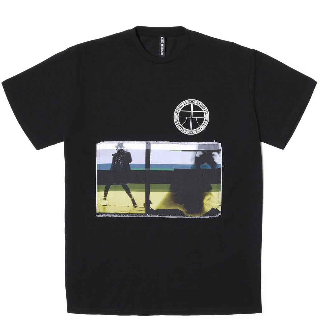 Astrid Andersen LEBON CLASSIC TEE GRAPHIC Black