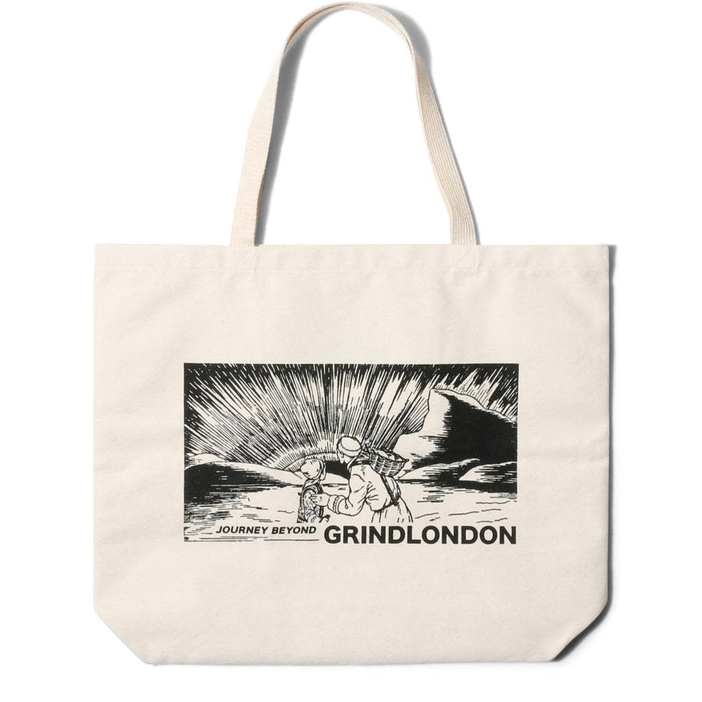 GRINDLONDON CANVAS TOTE