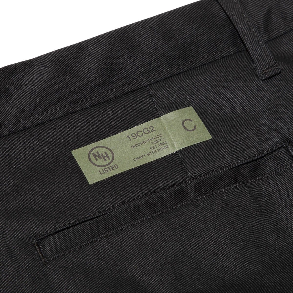 Neighborhood Tuck / C-PT Black