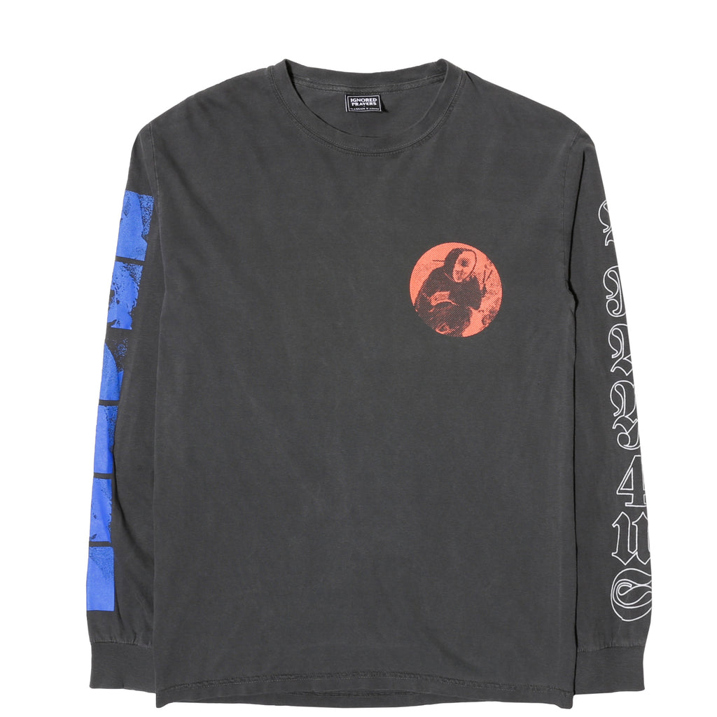 Ignored Prayers DJ R.I.P. L/S TEE BY HASSAN RAHIM Pepper