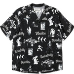 Load image into Gallery viewer, Wacko Maria Shirts ROCKABILLY S/S HAWAIIAN SHIRT