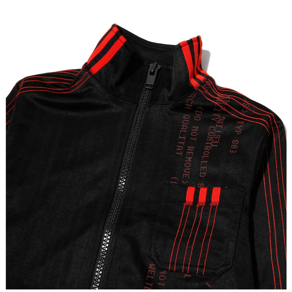 Adidas AW CROP TT Black/Core Red