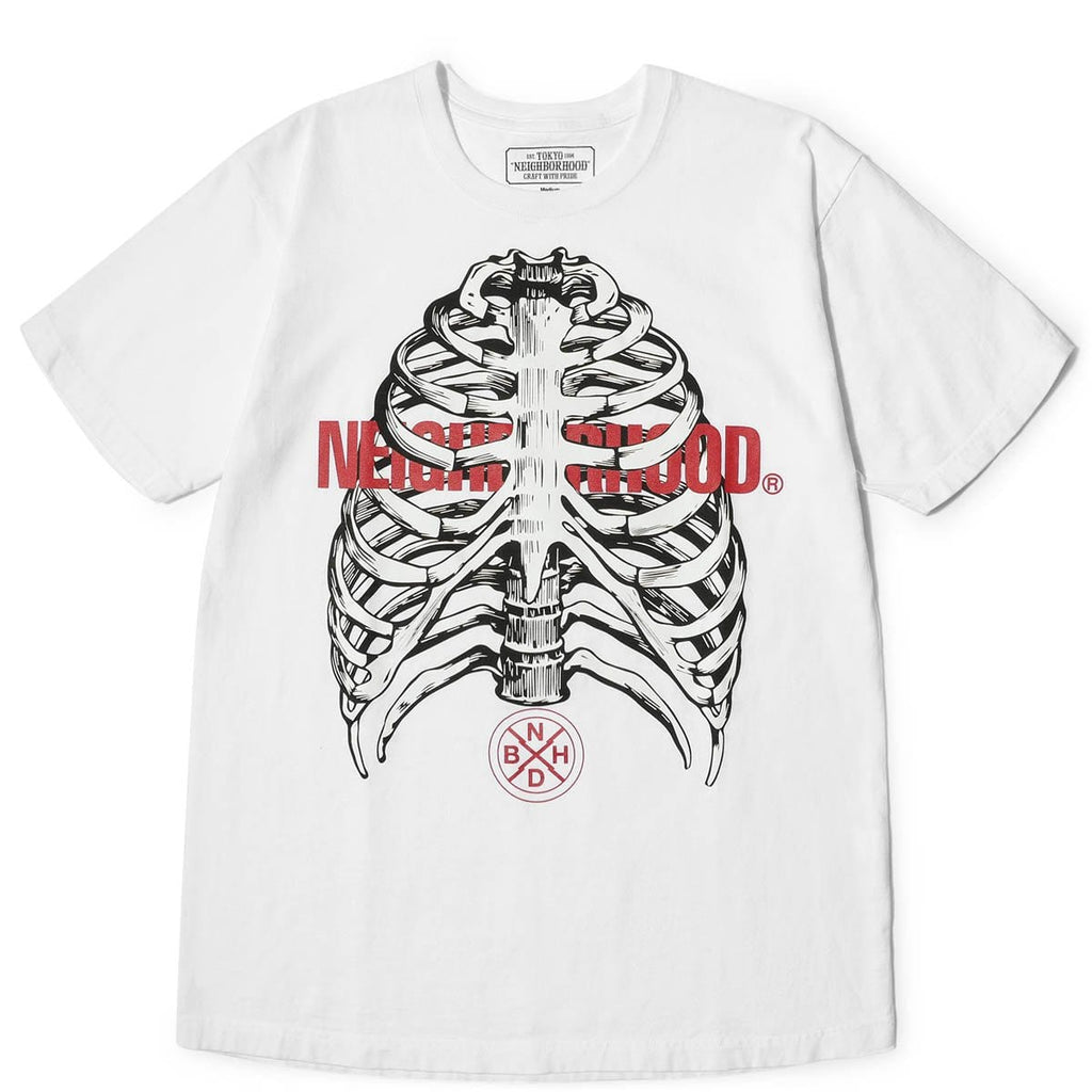 Neighborhood ANATOMY / C-TEE . SS White