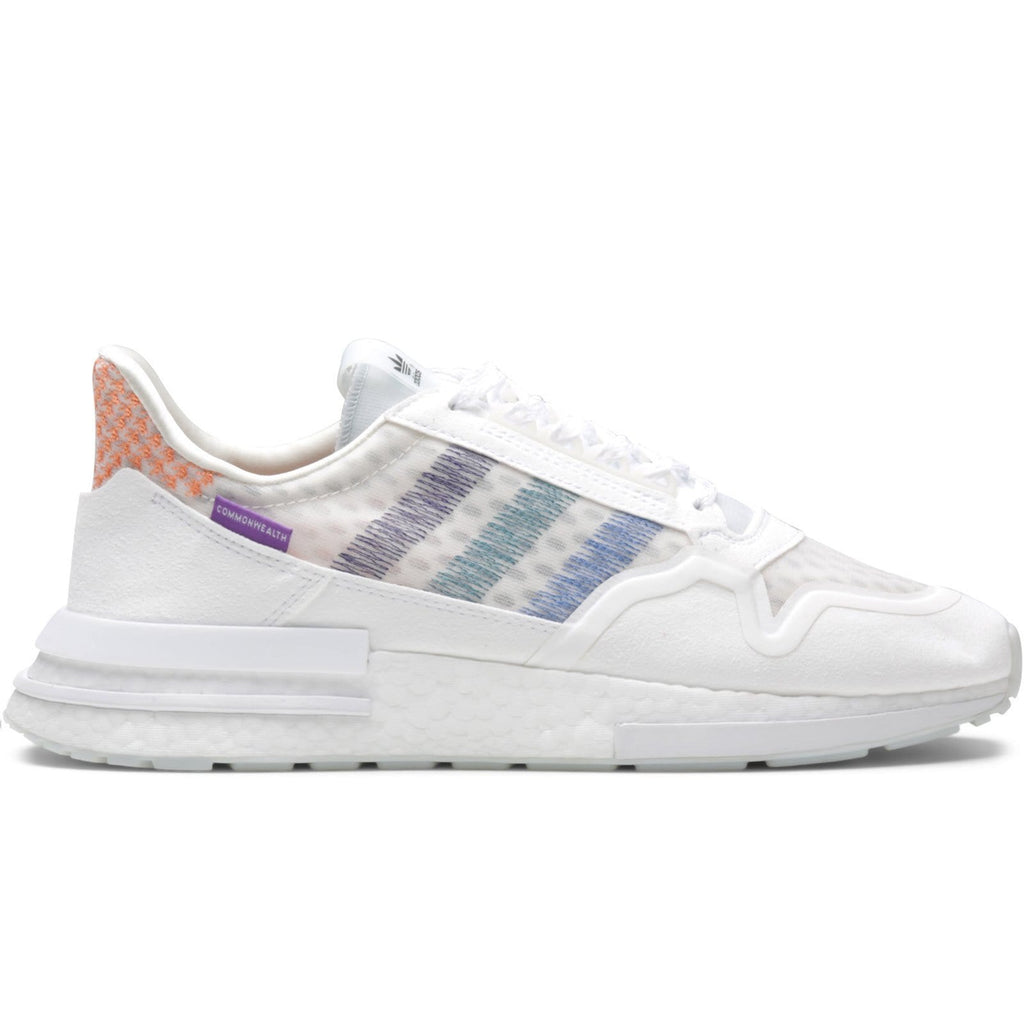 28ca69697d3d7 Adidas x Commonwealth ZX500 RM White Orchid