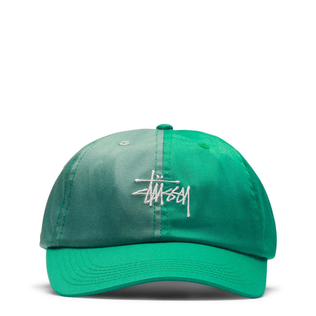 c991552307e Stussy LOUISE TWO TONE LOW PRO CAP Green