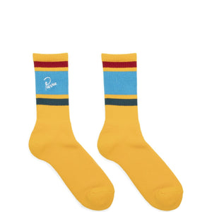 By Parra Bags & Accessories YELLOW / OS / 44520 CREW SOCKS