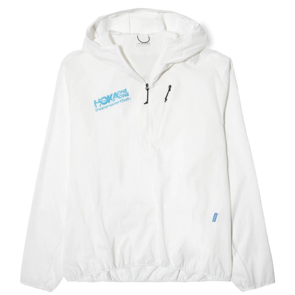 Hoka One One Hoodies & Sweatshirts x thisisneverthat WIND RESISTANT HOODED PULLOVER
