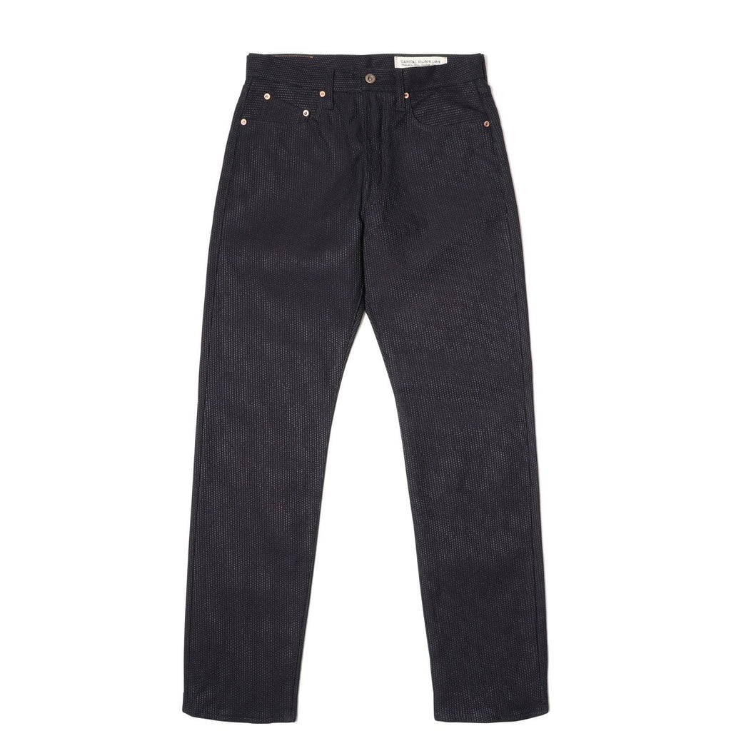 Kapital CENTURY DENIM MONKEY CISCO Indigo NO123