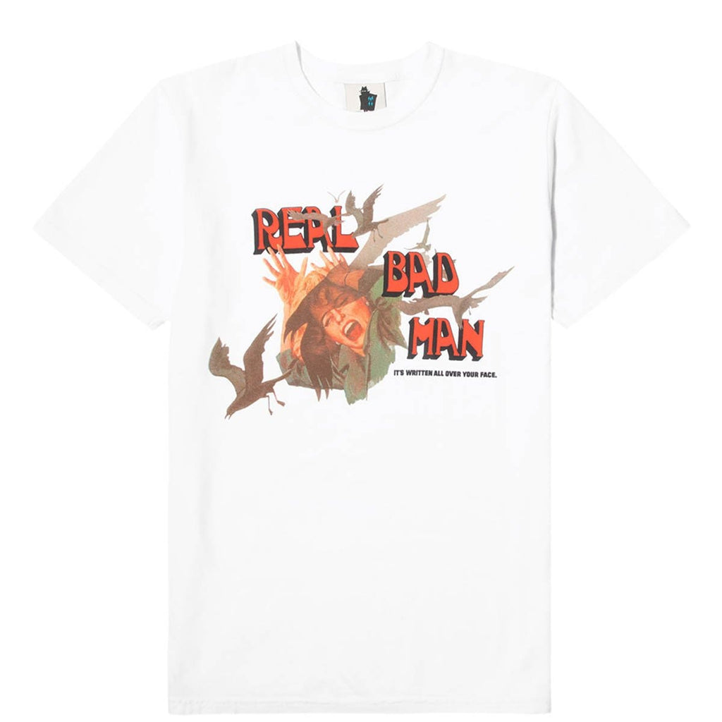 Real Bad Man T-Shirts ATTACK OF THE AVIAN DINOS SS TEE